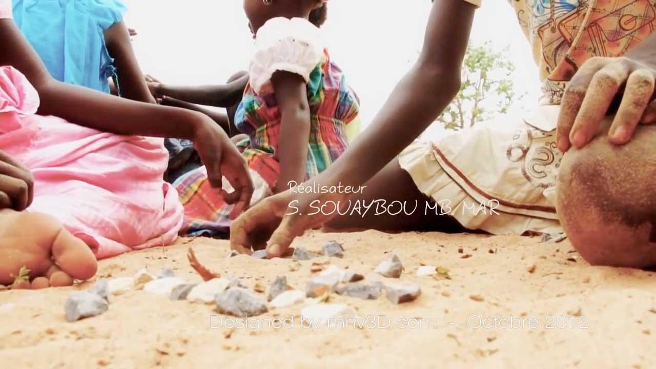 Generique Television Roy Cosane Cinema4D - Production de films documentaires au Sénégal