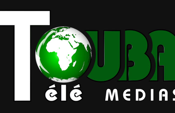 logo toubamedias par mnv3d au senegal 585x380 - Specialty in Graphic Design in Senegal